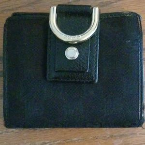 Autentic Gucci mini wallet